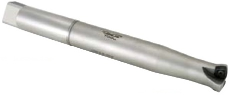 """Coolant Thru 3/4"""" End Mill Package c/w 20 inserts"""