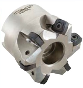 """ShrinkMILL High Feed Face Mill Coolant Thru SHF-2.00-.750C-4SN9 (2""""-CT) Part No.  9223123"""