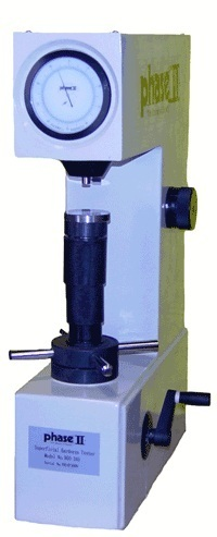 900-345 -ROCKWELL SUPERFICIAL HARDNESS TESTER