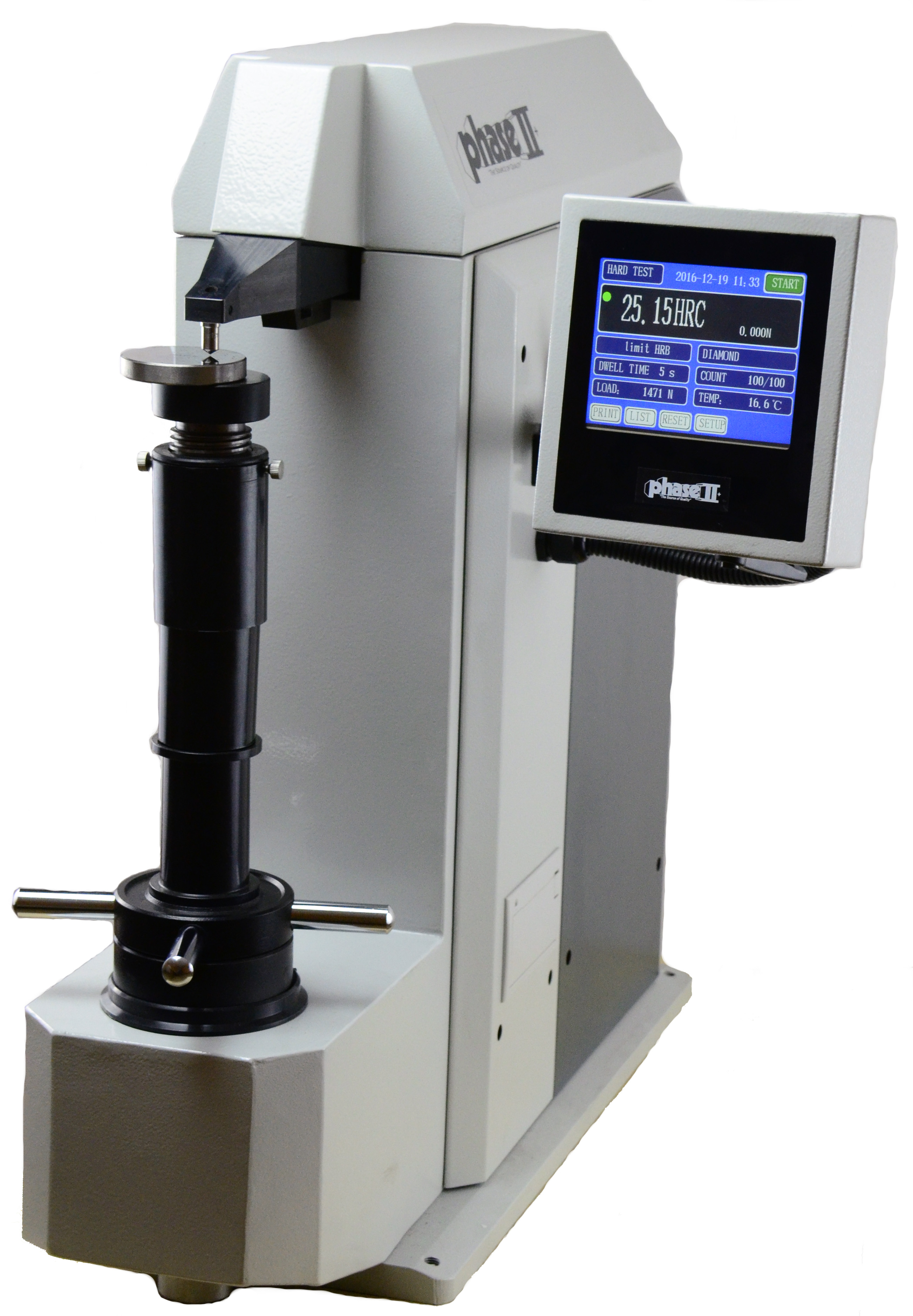 900-387 - Twin Rockwell / Superficial Hardness Tester