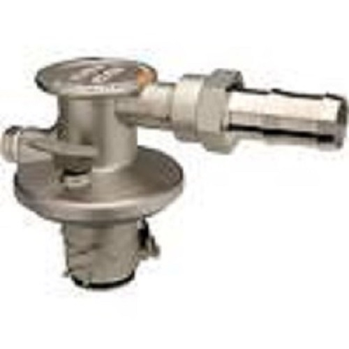 EPV Stainless Steel Dispense Coupler