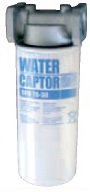 WATER CAPTOR FILTER 150L\MIN \ 1 CART