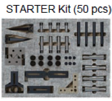 "CMM Loc-N-Load Bundled System SYS10_DK18TR03 18"" Dock + Starter Kit"