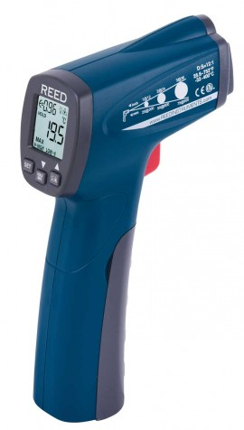 REED R2300-NIST Infrared Thermometer, includes ISO Certificate