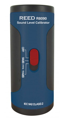Reed R8090 Sound Level Calibrator