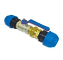 3 piece connection with ball valve D. 50x2'' 3 Piece Pack