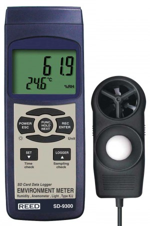 MULTIFUNCTION METER, DATA LOGGER