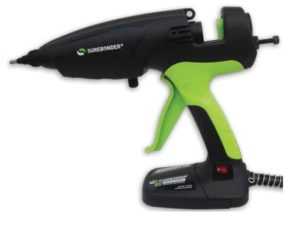 PRO2-500-3 Surebonder Adjustable Temperature 500 Watt Glue Gun - 3 Tool pack