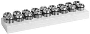 Techniks Precision Metric Collet Sets 04207MS