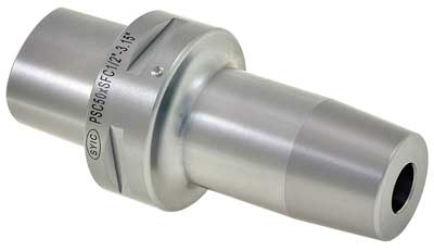 "Techniks Capto C4 x SLN 1/4"" - 1.97"" Endmill Holder 141.653.54.197"