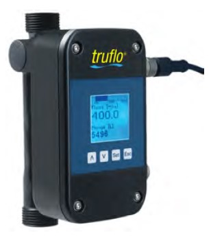 "1 1/4"" Polysulphone  Ultrasonic In-Line Flow Meter"