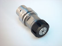 Techniks HSK 32E x ER 25 - 60mm HSK Tool Holders for CNC RoutersSlotted nut, Toolholder, PartNo.31374-60