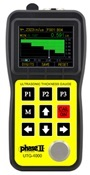 UTG-4000 Ultrasonic Thickness Gauge w/A & B Scan and Thru Coating Capability