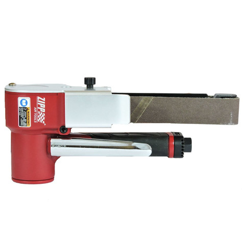 ZIPP AIR BELT SANDER LOW VIBRATION  . Model No. ZBS385N