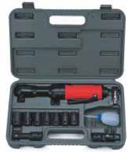 """1/2"""" Air Ratchet Wrench Kit"""