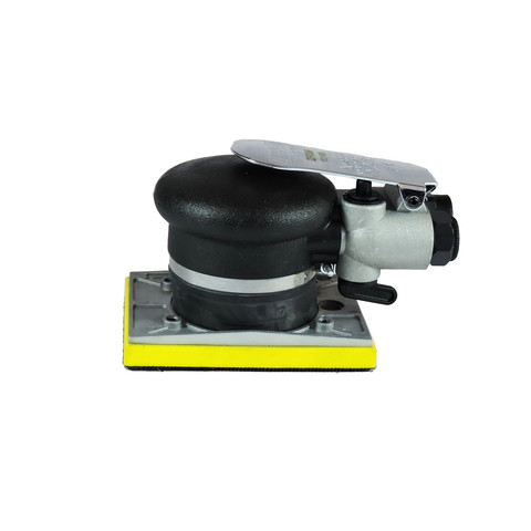 ZIPP NON -VACUUM AIR JITTERBUG SANDER COMPACT DESIGN ,75MM*100MM PAD SIZE  . Model No. ZP339