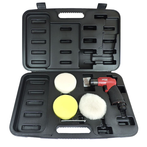 ZIPP MINI AIR POLISHER KIT  . Model No. ZP387AK
